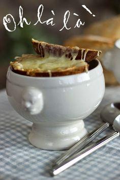 Alchemy in the Kitchen: French Onion Soup – Ooh là là!