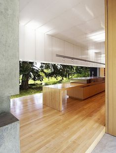 Linear House by Patkau Architects