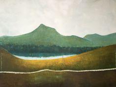 Connemara, the quiet road Irish Landscape, Connemara, Landscape Paintings, Art, Art Background, Kunst, Gcse Art, Art Education Resources, Artworks