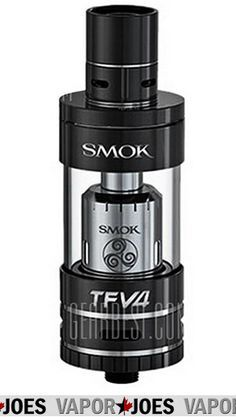 Vapor Joes - Daily Vaping Deals: BLOWOUT: THE SMOKTECH QUAD TFV4 SUBOHM TANK - $23....