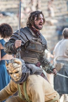 Daario Naharis - The Dance Of Dragons - Season 5 Episode 9