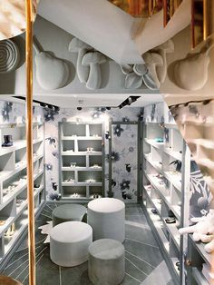 Bambini children's boutique by Denis Kosutic, Vienna