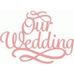 Силуэт Дизайн магазина - Просмотр Дизайн # 49864: наша свадьба росчерк