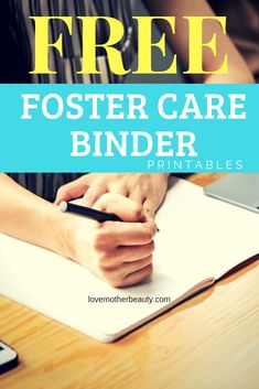 Are you looking for a free foster care binder, to keeo all of your foster care paperwork together? My top tip for a foster parent to manage the foster care and adoption paperwork? Use a foster care binder to stay organized Private Adoption, Open Adoption, Foster Care Adoption, Foster To Adopt, Foster Mom, Foster Family, Parenting Memes, Foster Parenting, Single Parenting