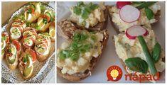 Keď viete tento jeden recept, urobíte plnú misu fantastických chlebíčkov s rôznymi príchuťami. Baked Potato, Tacos, Mexican, Potatoes, Baking, Ethnic Recipes, Food, Potato, Bakken