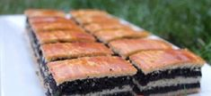 Sweet Desserts, Sweet Recipes, Vegan Recipes, Ital Food, Good Food, Yummy Food, Hungarian Recipes, Holiday Dinner, Cake Cookies