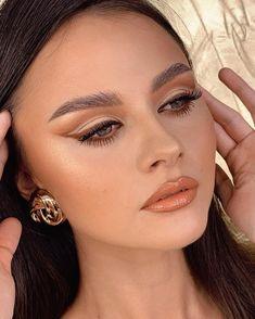 Makeup Eye Looks, Eye Makeup Art, Nude Makeup, Beauty Makeup, Hair Makeup, Makeup Trends, Makeup Inspo, Makeup Inspiration, Makeup Ideas