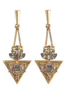Pilgrim earrings