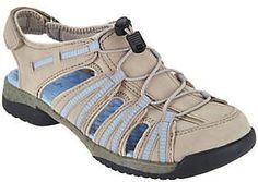 b22490012fe Clarks As Is Adjustable Fisherman Sandals - Tuvia Madee
