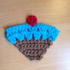 Crochet a Cute Cupcake!