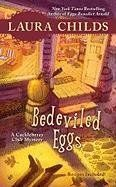 Bedeviled Eggs (A Cackleberry Club Mystery) by Laura Childs http://www.amazon.com/dp/0425238237/ref=cm_sw_r_pi_dp_ufmewb097MZZ5