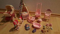 Barbie Baby mit viel Zubehör