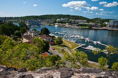 Tønsberg, Norway. I used to live here. I LOVE this place.
