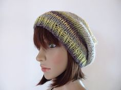 Knitted Hats, Crochet Hats, Beanie, Knitting, Style, Fashion, Craft Items, Knitting And Crocheting, Threading