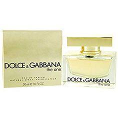 Dolce & Gabbana The One Eau de Parfum Spray for Women 50 ml Parfum Spray, 50th, Perfume Bottles, Amazon, Beauty, Women, Amazons, Riding Habit, Women's