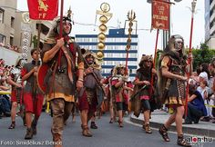 Szombathely - Savaria Historical Festival Hungary, Fair Grounds, Costumes, Travel, Carnavals, Viajes, Dress Up Clothes, Fancy Dress, Destinations