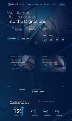 Ui Ux Design, Design Sites, Web Design Trends, Page Design, Website Design Inspiration, Website Design Layout, Web Layout, Layout Design, Corporate Website Design