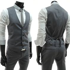 Slim Fit Single Breasted 3 Piece Suit