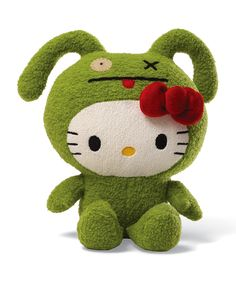 GUND Hello Kitty Ox Plush Toy