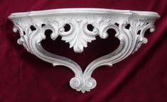 Console Storage, Baroque, Entryway Tables, Master Bedroom, Shelves, Wall, Ebay, Home Decor, Master Suite