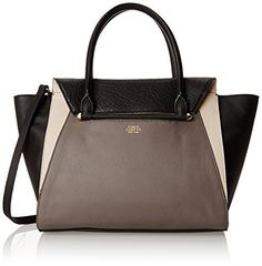 This Vince Camuto satchel is the perfect finishing touch.