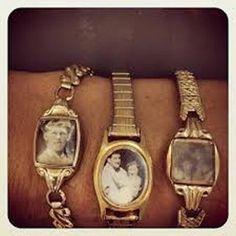 How to Turn a Broken Watch Into a Locket Bracelet