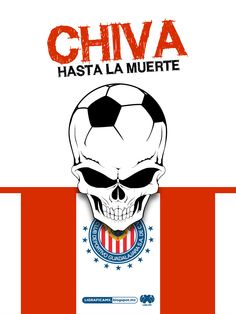 ¡Chiva hasta la muerte! #Chivas #LigraficaMX