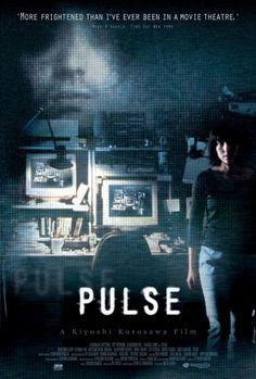 """Pulse"" AKA ""Kairo"" > 2001 > Directed by: Kiyoshi Kurosawa > Horror / Mystery / Thriller / Psychological Thriller / Psychological Horror"