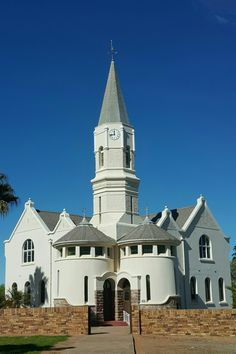 Churches of small towns, South Africa Aurora, Western Province