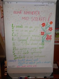 Profesor învăţământ primar CUCOŞ OANA DIANA: Mesajul zilei Blog Page, Classroom Management, Decoration, Journal, School Stuff, Diana, Salt, Professor, Rome