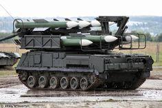 ROM 9A39M1 SAM Buk-M1-2 (9A39M1 launcher éS transloader a Buk-M1-2)
