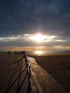 Ostende, Mer du nord.