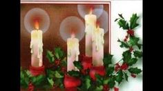 Wallpaper of Christmas Candles for fans of Christmas. a christmas candle display wallpaper Christmas Desktop, Christmas Wallpaper, Christmas Images, All Things Christmas, Christmas Candles, Winter Christmas, Vintage Christmas, Christmas Time, Holly Christmas