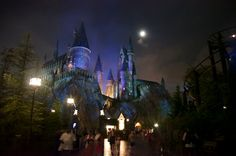 ...to go to orlando studios and see the world of harry potter and drink butter beer and get a cloak! =D