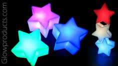 LED_Star_Lamp | by Glow Products