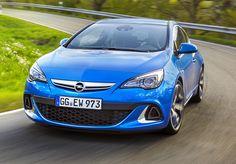 2013 Opel Astra OPC