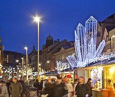 Austria: Innsbruck Christmas market