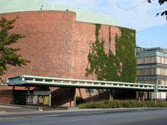 Alvar AAlto - House of Culture (Kulttuuritalo)