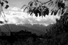Gruppo del Brenta, visto da Miola, Baselga di Pinè, Trentino