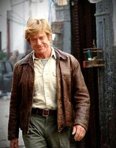 Robert Redford - Spy Game