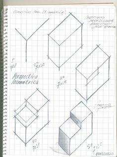 Desenho Técnico - Caderno de Desenho.
