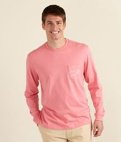 Long sleeved t-shirts are my favorite. So are VV boys. <3