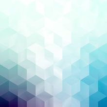 Fototapeta - Cool Abstract Pattern