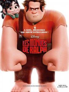 Le Monde De Ralph Streaming : monde, ralph, streaming, Mondes, Ralph, Streaming, Wreck, Movie,, Ralph,, Movie, Posters