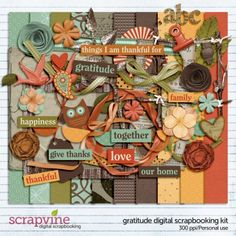 gratitude-digital-scrapbook
