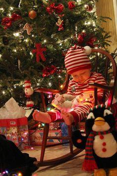 Christmas ~ Waiting for Santa