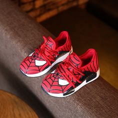 3d83743a73bb J Ghee Fashion Boys Shoes Spiderman Kids Sneakers Sports Casual Canvas  Children Shoes Spider Man Design Running Shoes For Boys-in Sneakers from  Mother ...