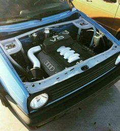 Golf V8