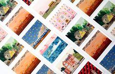 Cartes postales wes anderson