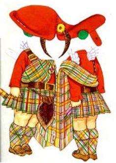 paper dolls fairy -   (International paper doll society) ...........•❤° Nims °❤•